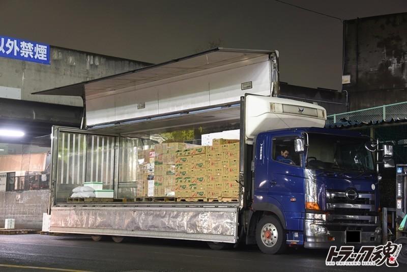 【仕事車礼賛】として仕事中や仕事をするトラックのストリート写真を載せていきます 2