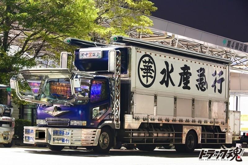 【仕事車礼賛】田中興業の街道華さん 2