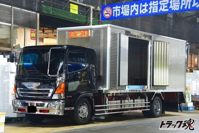 【仕事車礼賛】日野レンジャー5代目 2台 2