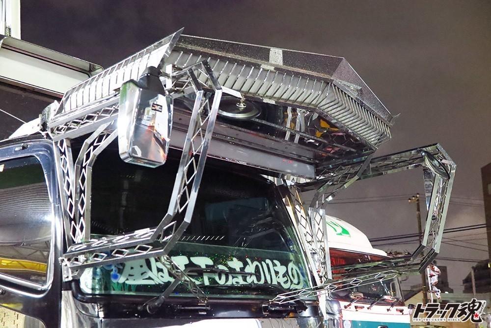 【仕事車礼讃】関口総業さんのふそうファイターは堂々たる仕事車!金は天下の回りもの! 2