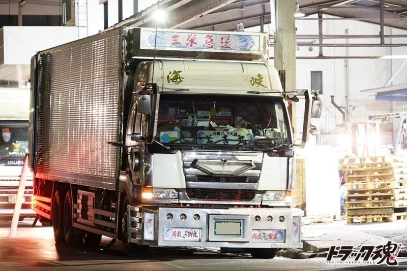 【仕事車礼賛】三栄急送美杏丸 6