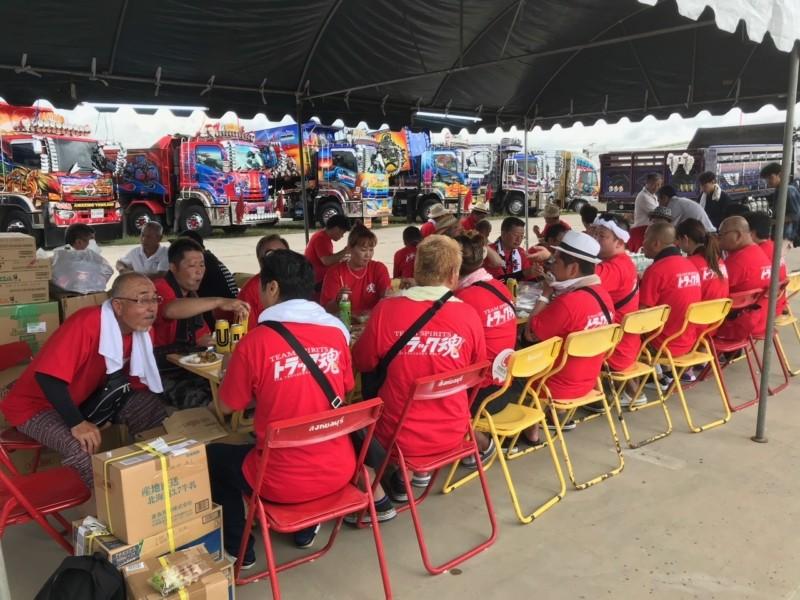 タイのデコトライベントに日本からチームスピリッツも参加編集記イベント