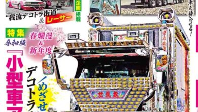 Photo of トラック魂Vol 82【2020/3/18】特集:小型車アート最前線  ベース車&飾りの最新ノウハウを一挙公開!