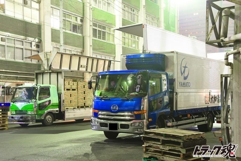 【仕事車礼賛】大和青果センターUDトラックス「クオン」 3
